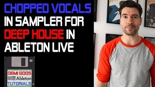 Manipulate Michael Jackson Acapella Samples for Glitchy Deep House in Ableton