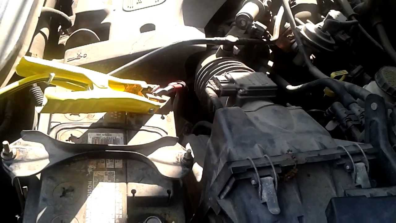 Diagram Of A 2000 Ford Expedition Starter Wiring 2004 Ford Escape Starting Issues Youtube