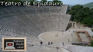 [ARTE] Grecia - Teatro de Epidauro
