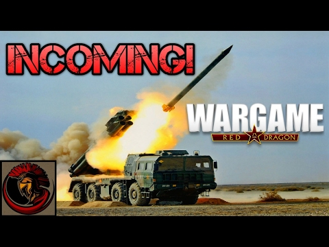 Wargame: Red Dragon - They Just Keep Coming!