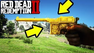 *FREE* HOW TO GET BEST WEAPONS IN RED DEAD REDEMPTION 2 FOR FREE!
