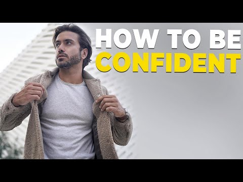 How to Be CONFIDENT Without Being COCKY! 5 Confidence Tips for Men | Alex Costa
