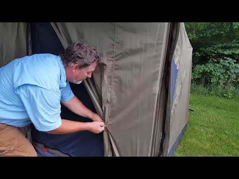 Oztent Eyre 1 & 2 RV New Features Explained