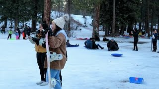 Ciudad de Big Bear en California