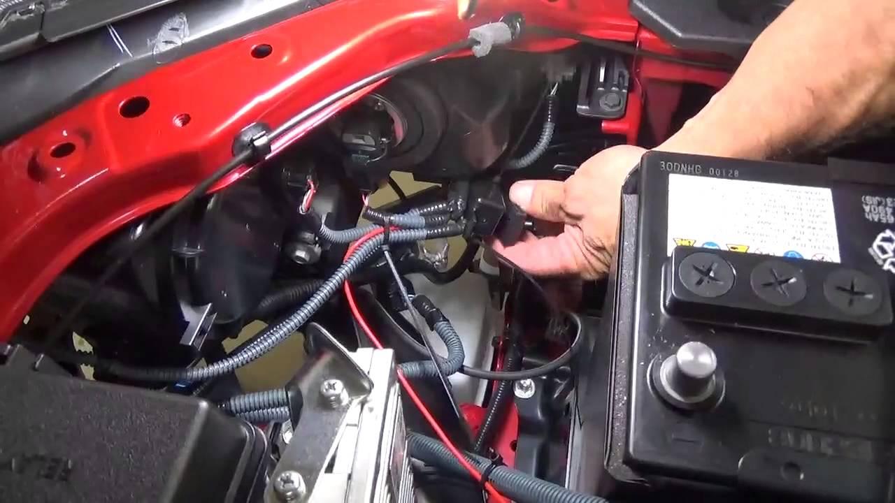 20132017 Toyota RAV4 – LED Daytime Running Light Kit and