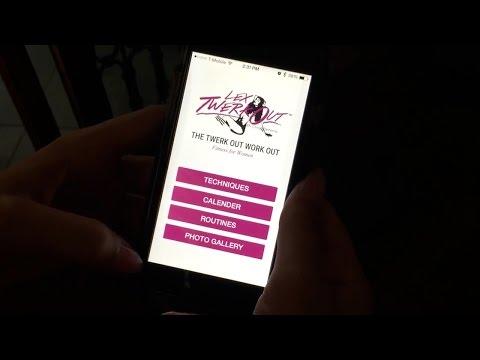 LexTwerkOut App Now Available!!