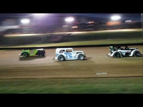 Monett Speedway Legends Feature win 8/18/2019