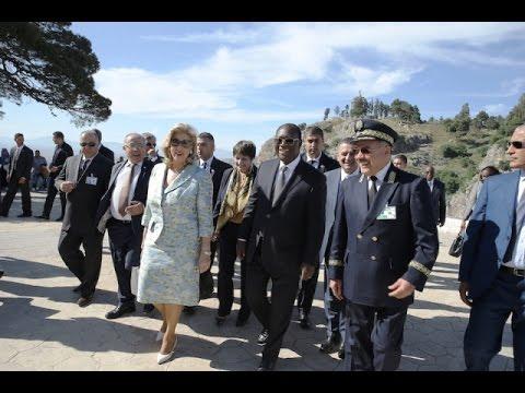 Algérie: Visite du musée des Beaux Arts d'Alger et de la ville industrielle de Constantine