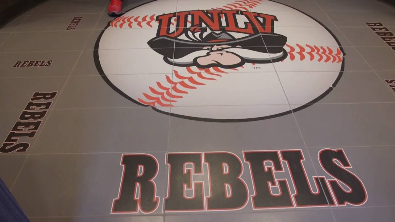 UNLV Baseball Clubhouse Tour