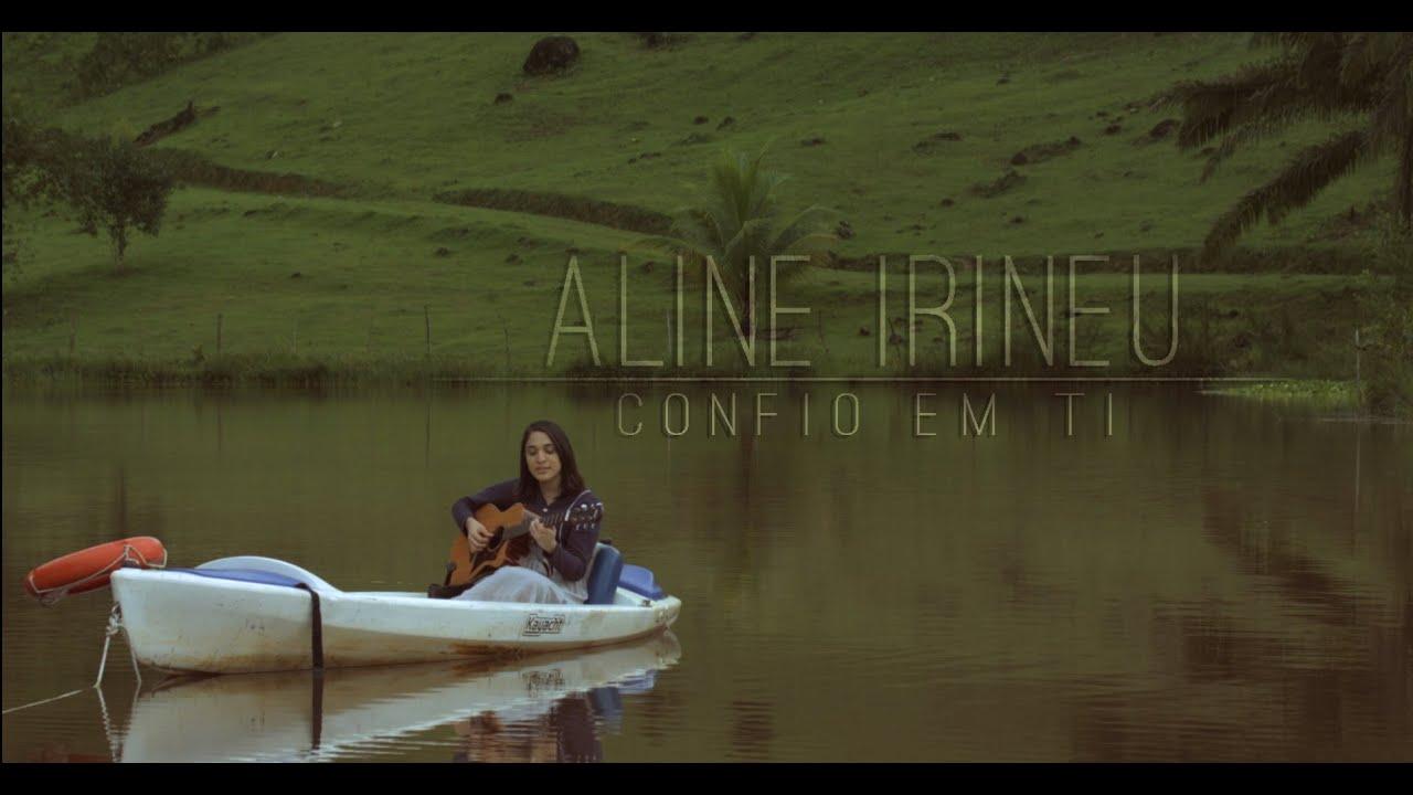 """Resultado de imagem para Aline Irineu - """"Confio em ti"""" - Clipe oficial"""