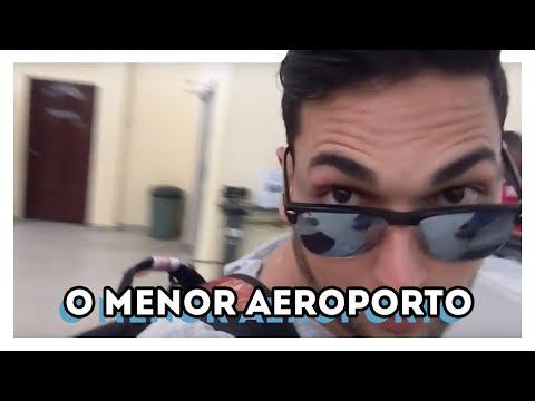 O que fazer dentro do avião?Aeroporto Bocas del Toro - Estevam Pelo Mundo