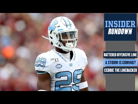 UNC Football Insider Rundown - Is a Storm Coming To Chapel Hill?