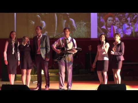 Презентация деятельности студенческих объединений УлГПУ - 1 сентября 2014