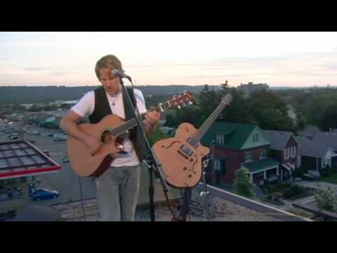 """Subdivisions"" live by Jacob Moon...on the roof!"