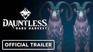 Dauntless: Dark Harvest - Official Halloween Event 2021 Trailer