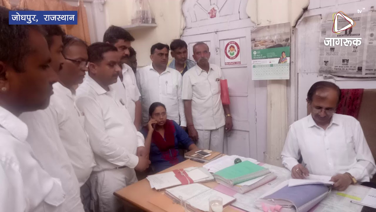 जोधपुर : सैन समाज ने रैली निकाल सौंपा ज्ञापन