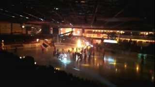 Saale Bulls  Heimspiel & Meisterfeier! 2013