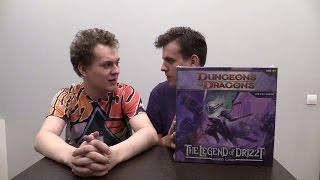 Dungeons & Dragons: АНБОКСИНГ