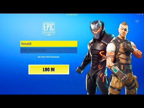 Logging Into OLD Fortnite Seasons In 2020... (Season 4 & 5)