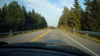 Road trip - Finland, Mikkeli - Pistohiekka (Puumala)