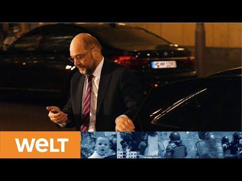 Genossen frustriert: Trotz guter Fortschritte bei GroKo-Verhandlungen stürzt SPD ins Umfragetief
