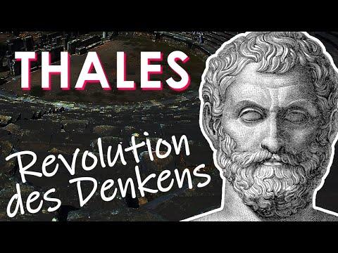 Einführung in die Philosophie #1 Thales von Milet oder: Der Anfang von allem