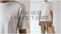 hqdefault - White T-shirt Project Acne