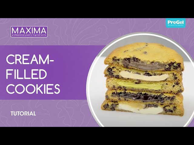 PreGel Maxima - Filled Cookies