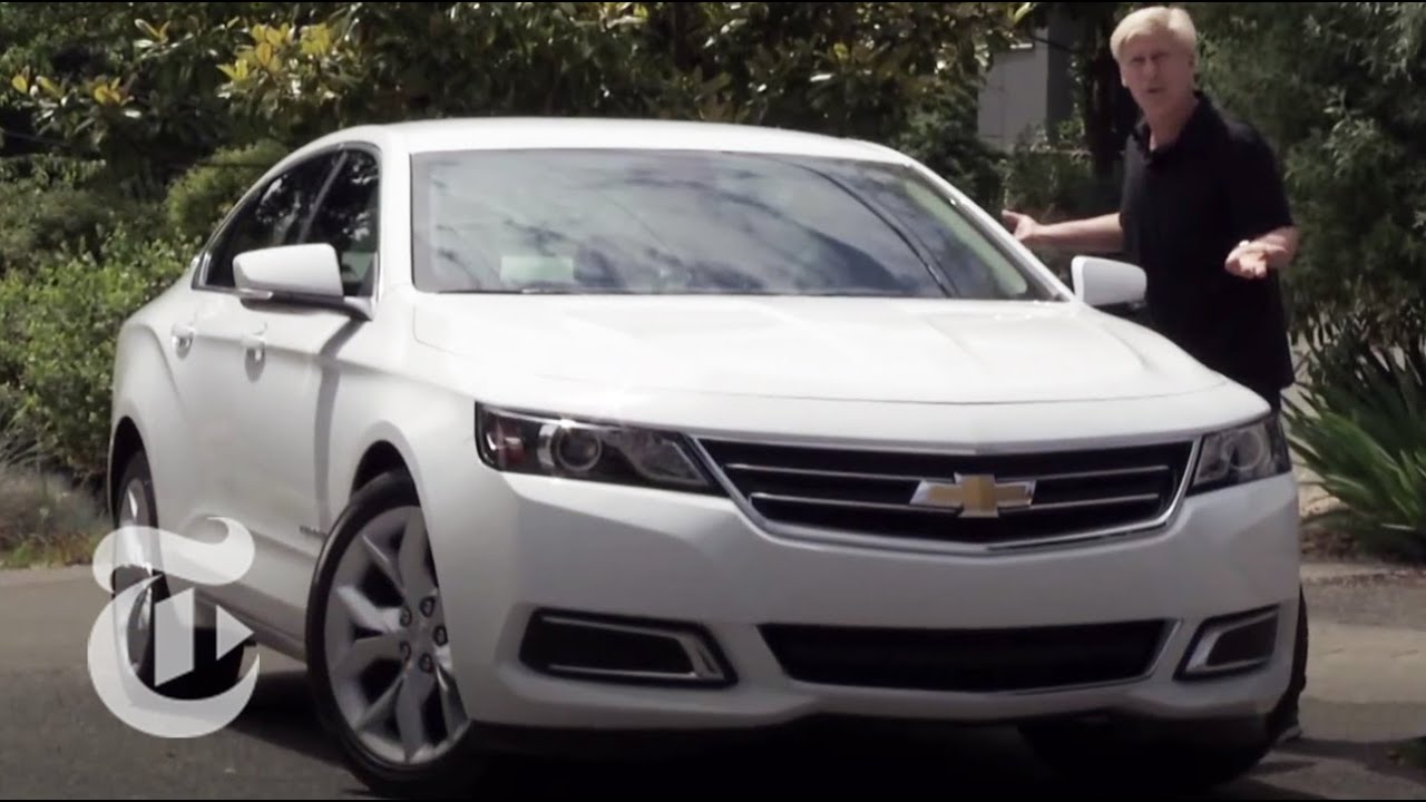 Chevrolet Impala 2014 Review   Driven | The New York Times