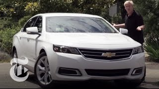 Chevrolet Impala 2014 Review - Driven