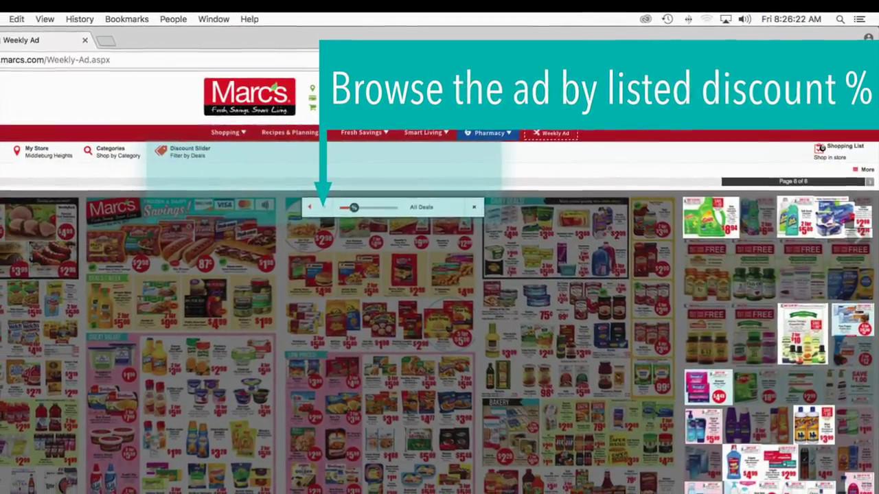Marc's | Marc's online circular ad - Weekly Hot deals