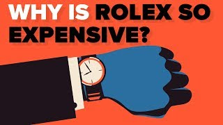 Why Are Rolex Watches So Expensive?