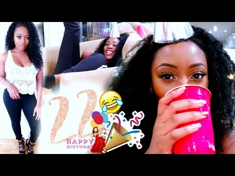 🎉MY 22ND BIRTHDAY TURNT UP VLOG | CELEBRATE WITH MEEEEE🎂🎉 🎁