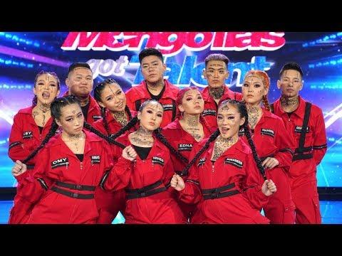Assassins хамтлаг I Дэлхийд гарах зорилготой I 3-р шат I Дугаар 4 I Mongolia's got talent 2018