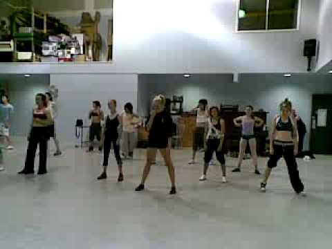Single Ladies Steps Dance Centre - YouTube
