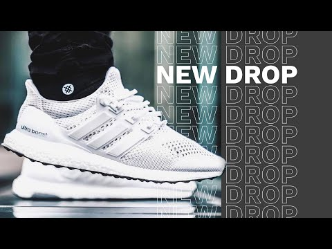 UltraBoost 1.0 Retro 'Triple White' 2020