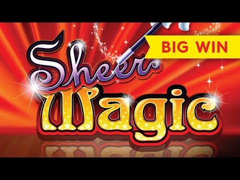 Sheer Magic Slot - BIG WIN BONUS! - 동영상