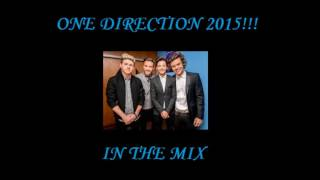 One Direction mix 2015 dj+d