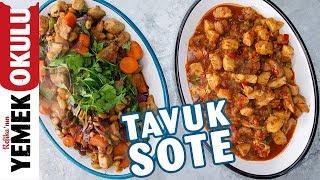 Enfes Tavuk Sote Tarifi   Refika'dan Lezzet Sırları