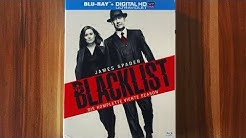 THE BLACKLIST - STAFFEL 4 - Blu-ray Unboxing [UHD]