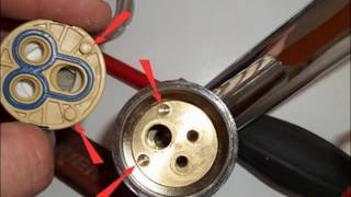Ремонт своими руками ремонт кран буксы