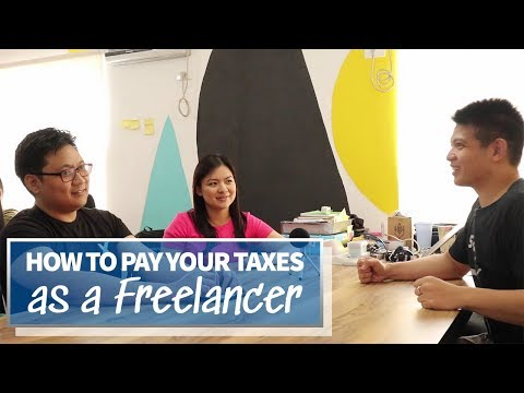 How To Pay Your Taxes As A Freelancer