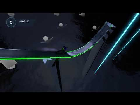Trials Fusion:  The Omega Gauntlet (Track 1)