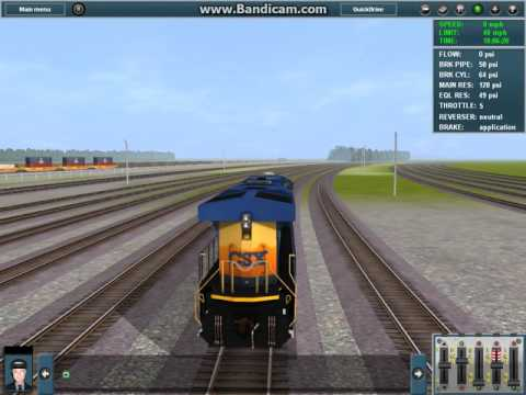 Trainz 12 GE GEVO 12 engine sounds Revised 2.0