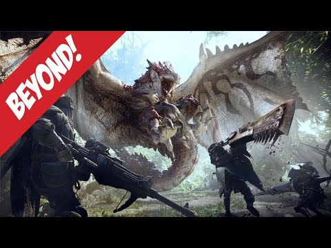 Is Monster Hunter Too Complicated? - Beyond 528 Teaser