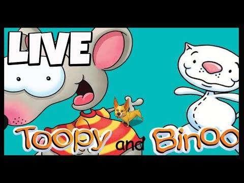 Toopy and Binoo Livestream ALL Games - Toopy and Binoo ...