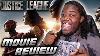 Did Justice League Suck!? - Movie Review (No Spoilers)