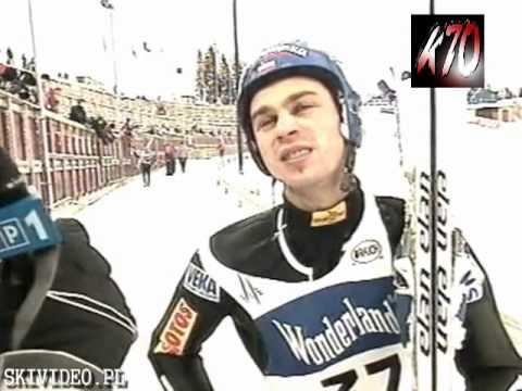 Marcin Bachleda miał upadek w Trondheim. Wideo