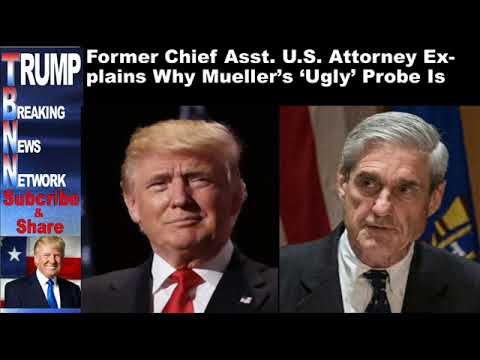 Former Chief Asst  U S  Attorney Explains Why Mueller's 'Ugly' P