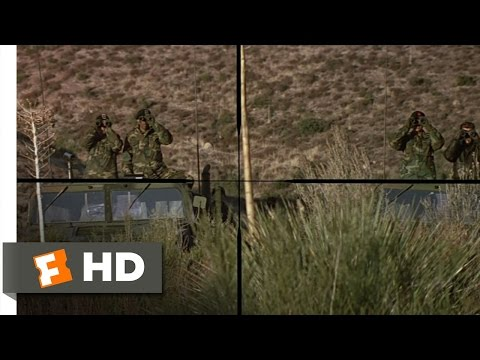 Clear And Present Danger (1/9) Movie CLIP - Sniper Training (1994) HD